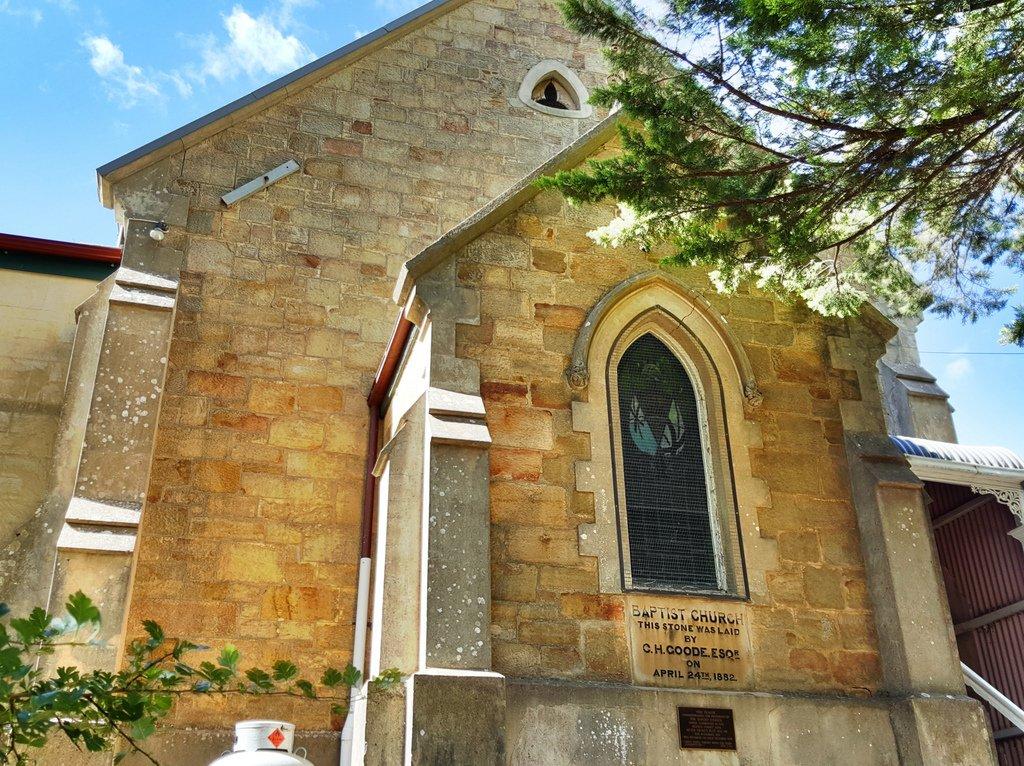 Norton Summit Baptist Church